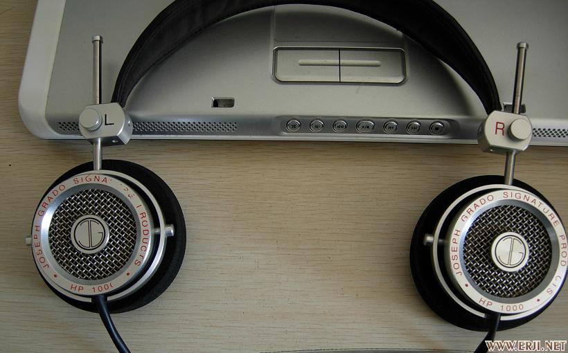 金属王者,流行典范,美国歌德HP1000耳机初试听感